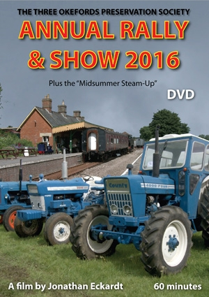 The Three Okefords Annual Rally & Show 2016 DVD